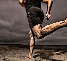 Barefoot running by drsteve
