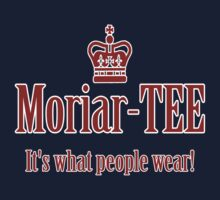 Moriarty Tee One Piece - Short Sleeve
