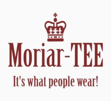 Moriarty Tee Kids Clothes