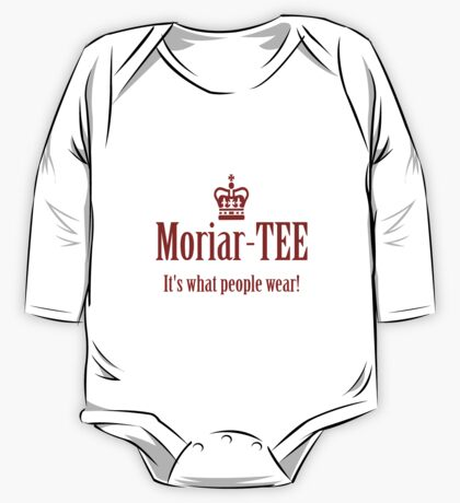 Moriarty Tee One Piece - Long Sleeve