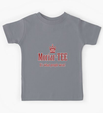 Moriarty Tee Kids Tee