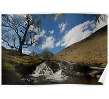 Up in the cairngorms  Poster