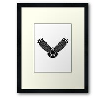 Eagle soldiers - American soldiers Framed Print