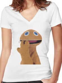 Zippy Women's Fitted V-Neck T-Shirt