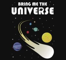 Bring Me The Universe by jezkemp