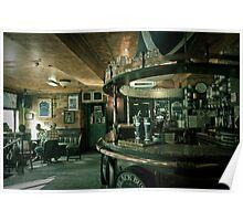 Biddy Mulligans Pub. Edinburgh. Scotland Poster