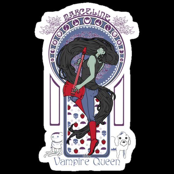 Vampire Queen by TeeKetch