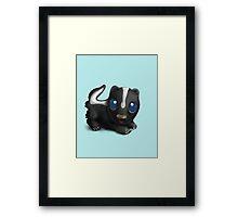 Little Skunk. Framed Print