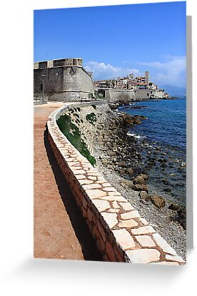 Antibes France by Paul Pasco