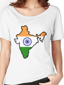 India Women's Relaxed Fit T-Shirt