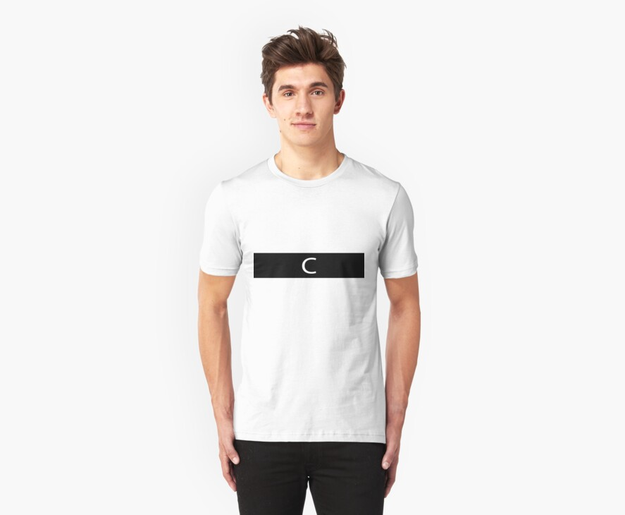 Alphabet Collection - Charlie Black by jact