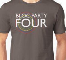 Bloc Party - Four Unisex T-Shirt