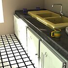 My virual kitchen (version1) by VirtualArtist