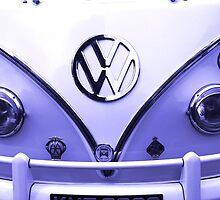 VW Camper Van by blueinfinity