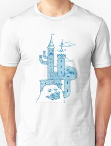 Link and The Castle of Corruption  T-Shirt