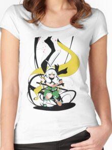 Touhou - Youmu Konpaku Women's Fitted Scoop T-Shirt