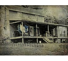 Air Dried Photographic Print