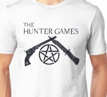 The Hunter Games (Black) Unisex T-Shirt