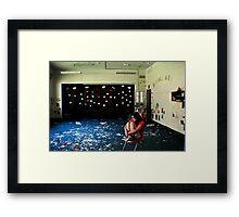 Self Portrait, RPC Framed Print