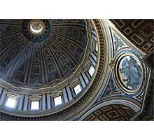St. Peter's Duomo Photographic Print
