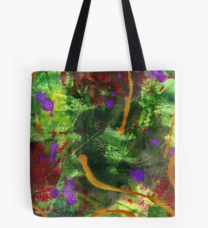The Shadow of LOVERS in the Land of Blue Skies and Greenery Tote Bag