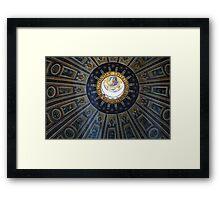 Duomo St. Peter's Basilica Rome Framed Print