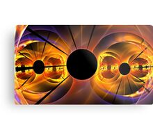 Photosphere Metal Print