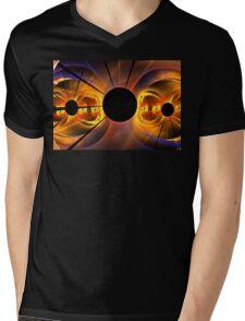 Photosphere Mens V-Neck T-Shirt