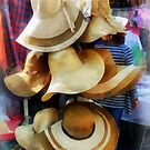 Straw Hats by Susan Savad