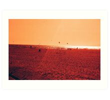 Venice Beach - Beauty Art Print