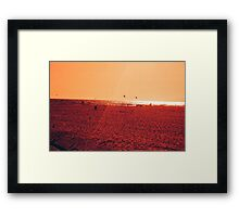 Venice Beach - Beauty Framed Print