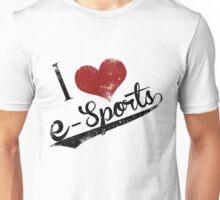 I Heart Esports Unisex T-Shirt