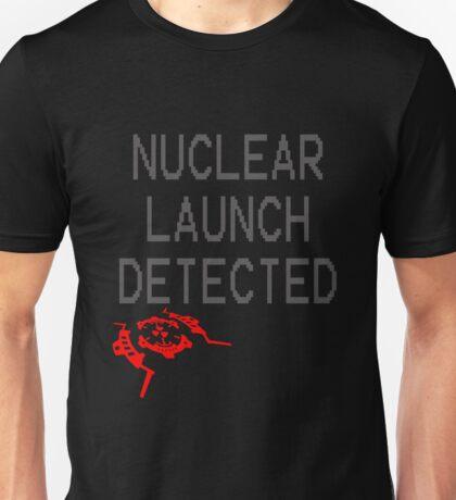 Nuclear Launch Detected Unisex T-Shirt
