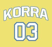 Team Korra Kids Clothes