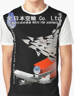 'Music For Airports' Shirt Graphic T-Shirt