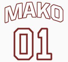 Team Mako Kids Clothes