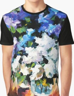 Lovely Lilacs Graphic T-Shirt