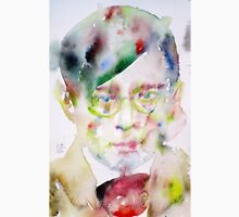 TRISTAN TZARA - watercolor portrait.2 Unisex T-Shirt