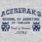 Acererak's School of Jousting by dopefish