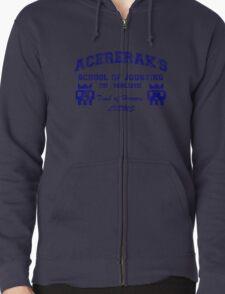 Acererak's School of Jousting Zipped Hoodie