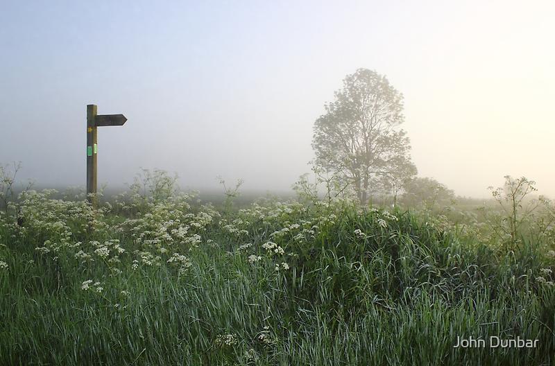Foggy Directions by John Dunbar