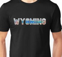 Wyoming Yellowstone Grand Prismatic Spring Unisex T-Shirt