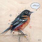 A Bird for Kurt by Fay Helfer