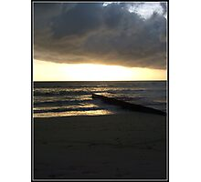 After the storm.....................Na die storm.......... Photographic Print