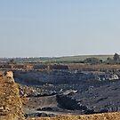 Coal Mine by Sandy Keeton