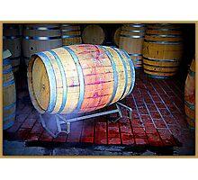 New wine..................nuwe wyn.............. Photographic Print