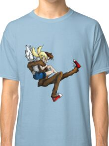 My Lovely Companion--DoctorDerpy Classic T-Shirt