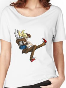 My Lovely Companion--DoctorDerpy Women's Relaxed Fit T-Shirt