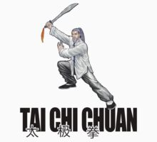 T'ai Chi Ch'uan T-Shirt by AsianT-Shirts