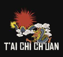 T'ai Chi Ch'uan T-Shirt by AsianT-Shirts